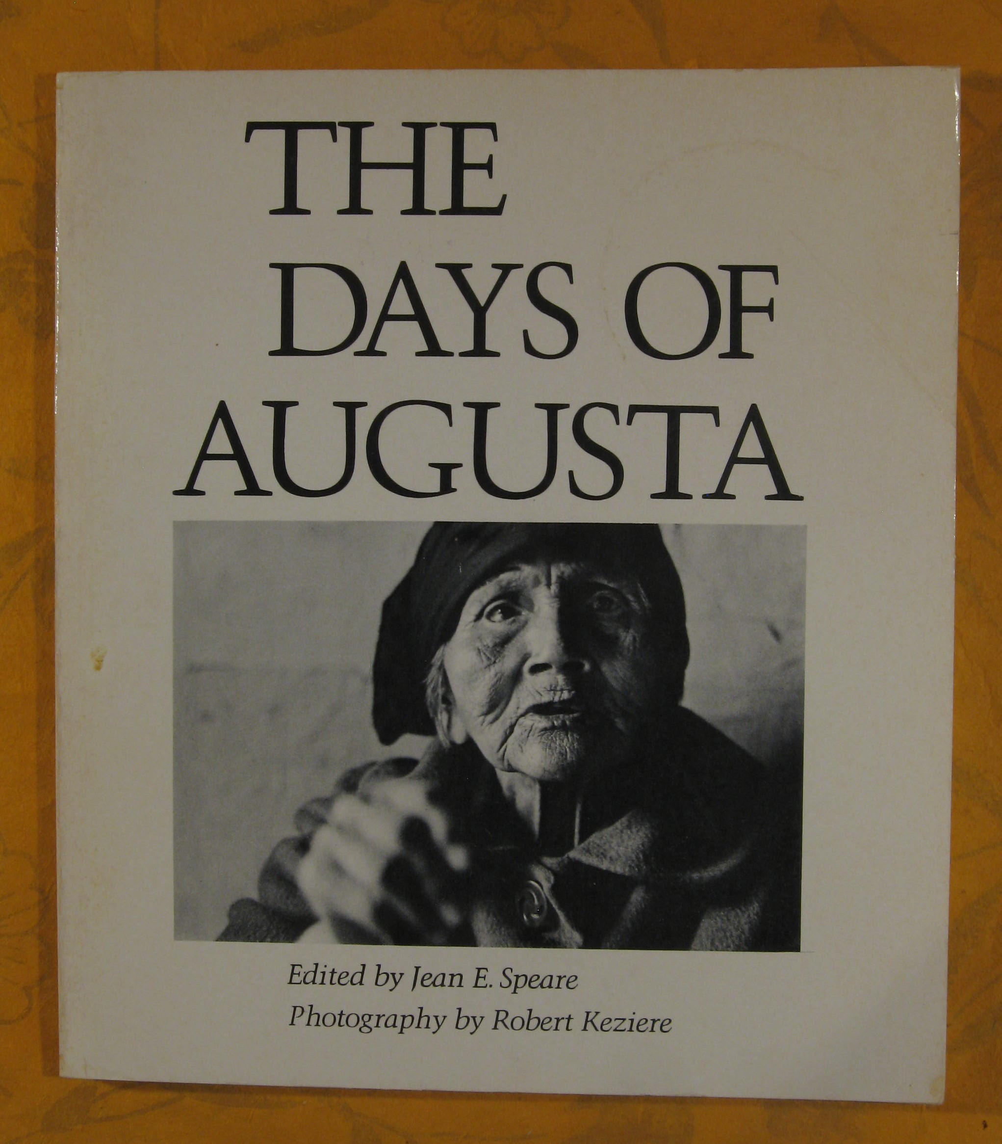 Image for The Days of Augusta