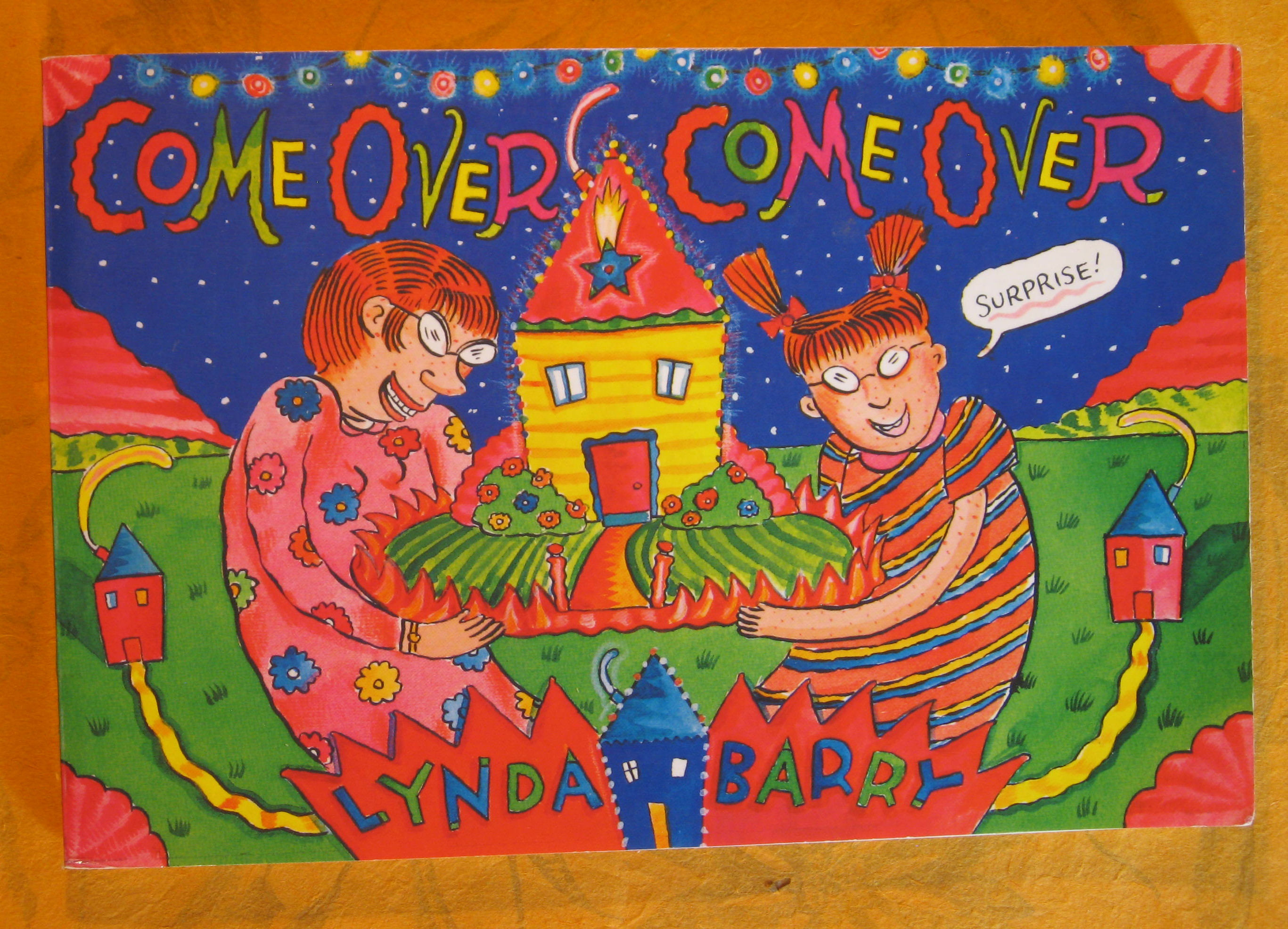 Image for Come Over, Come Over
