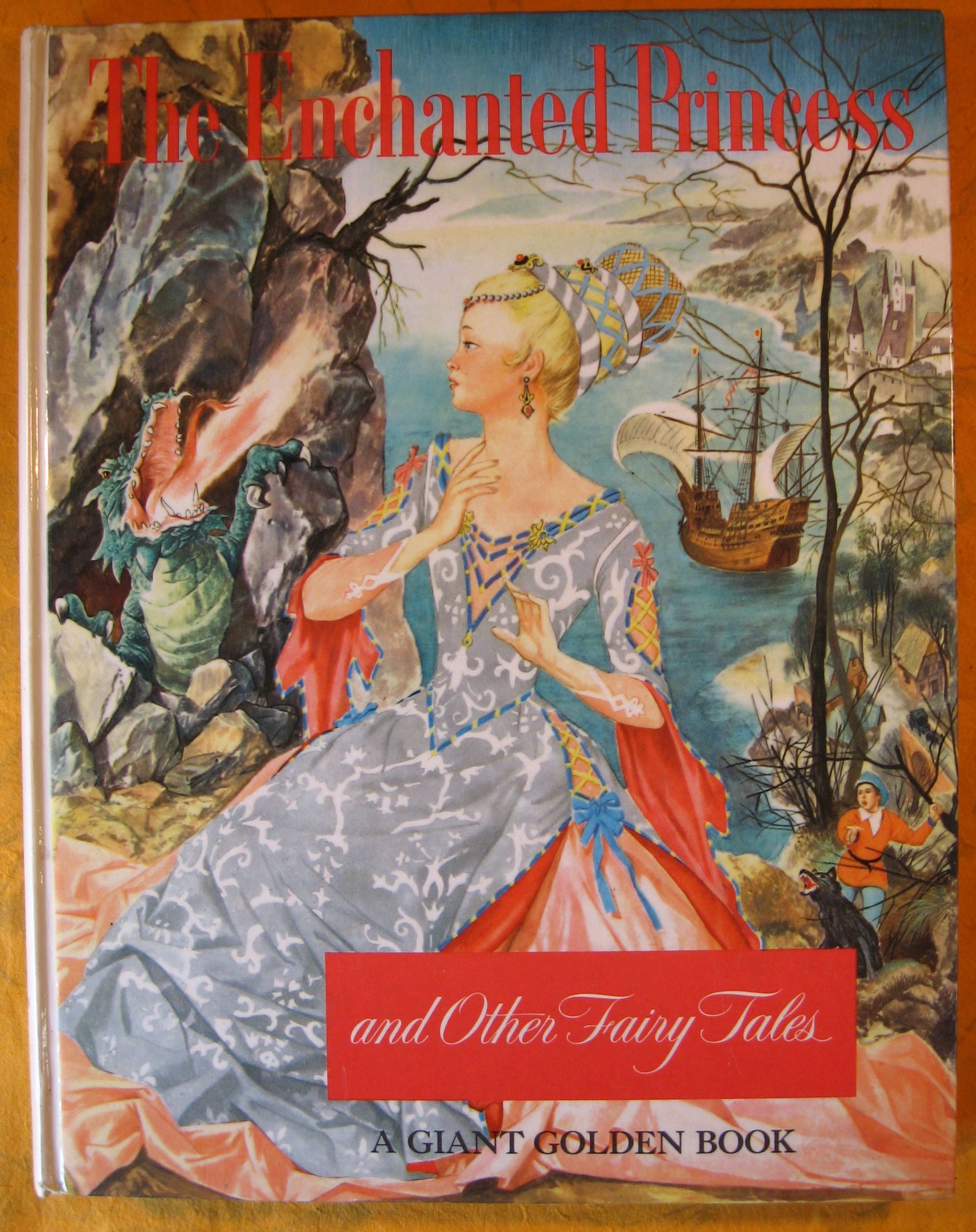 Image for The Enchanted Princess and Other Fairy Tales