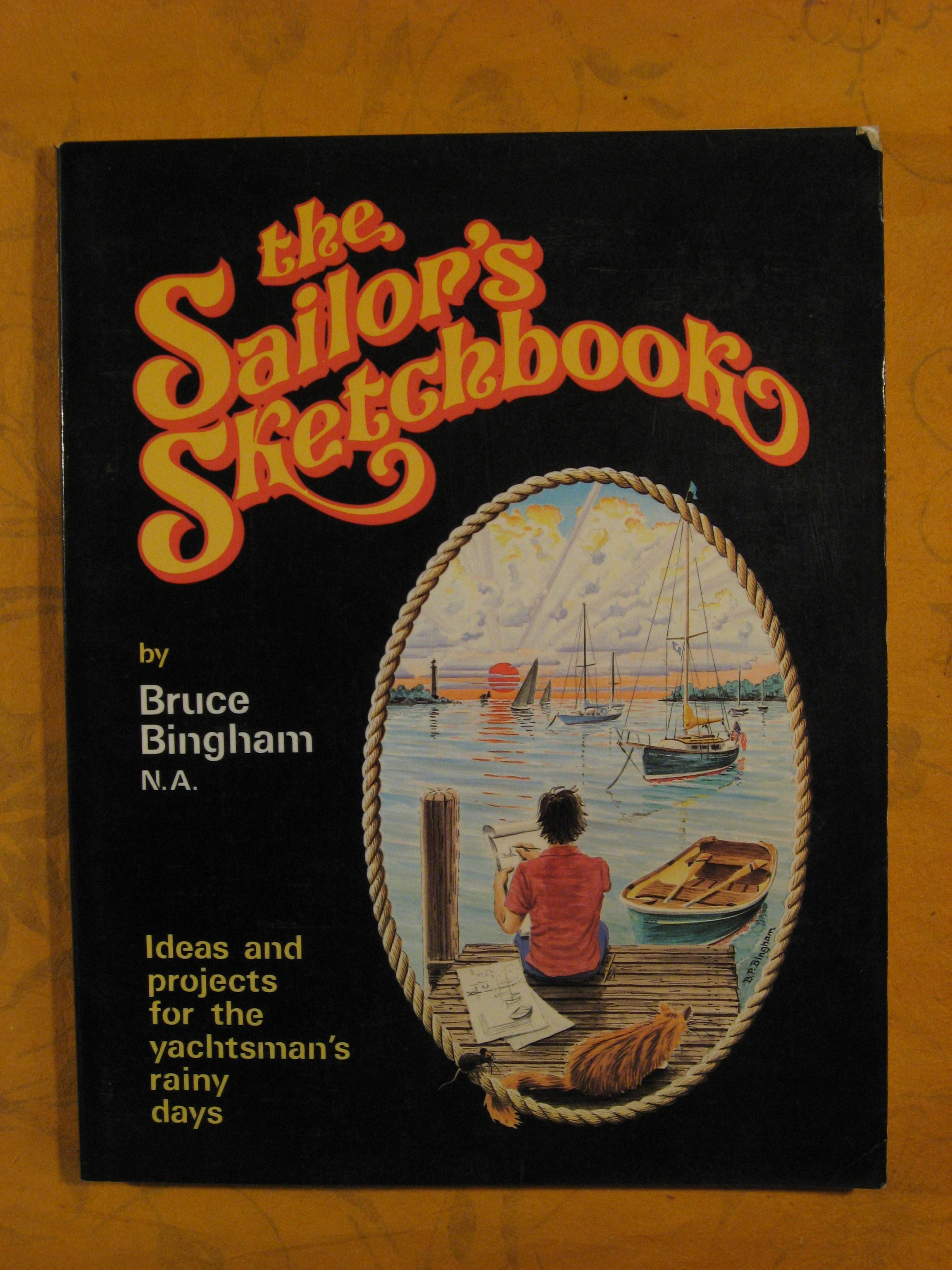 Image for The Sailor's Sketchbook - Ideas and projects for the yachtsman's rainy Days