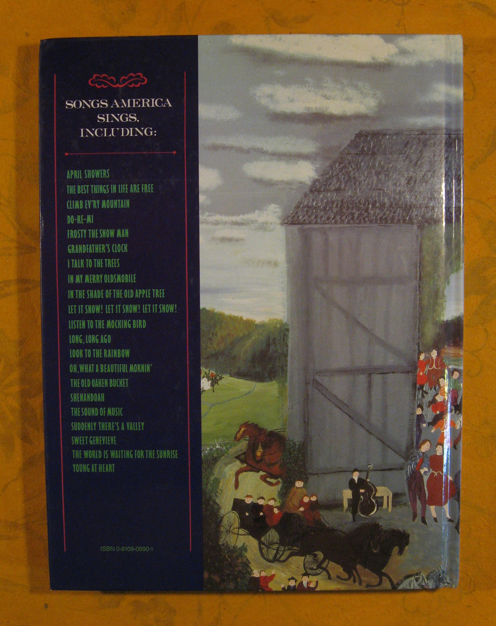 Image for Grandma Moses American Songbook