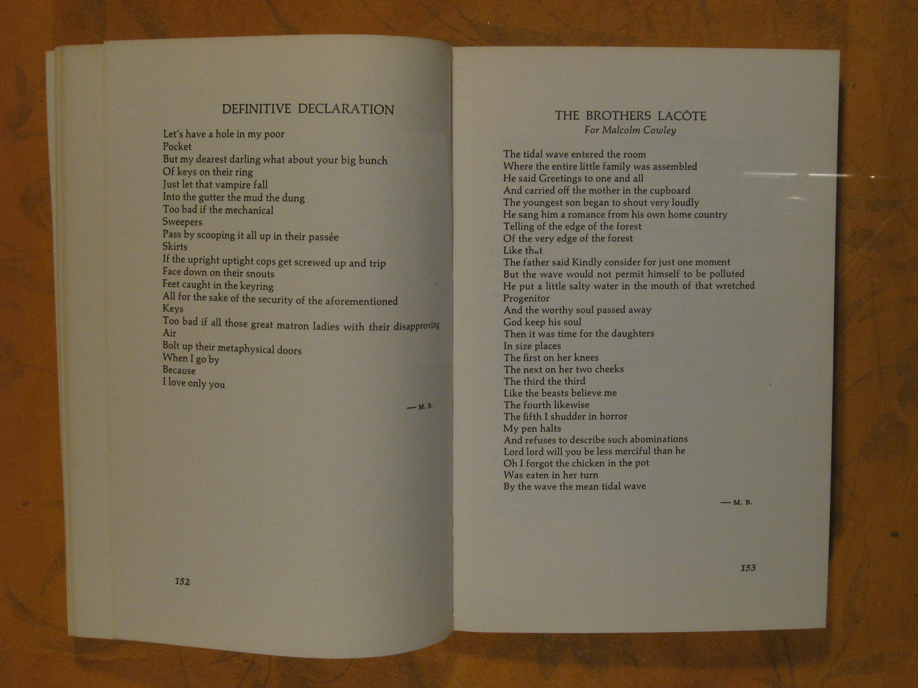 Image for The Poetry of Surrealism:  An Anthology
