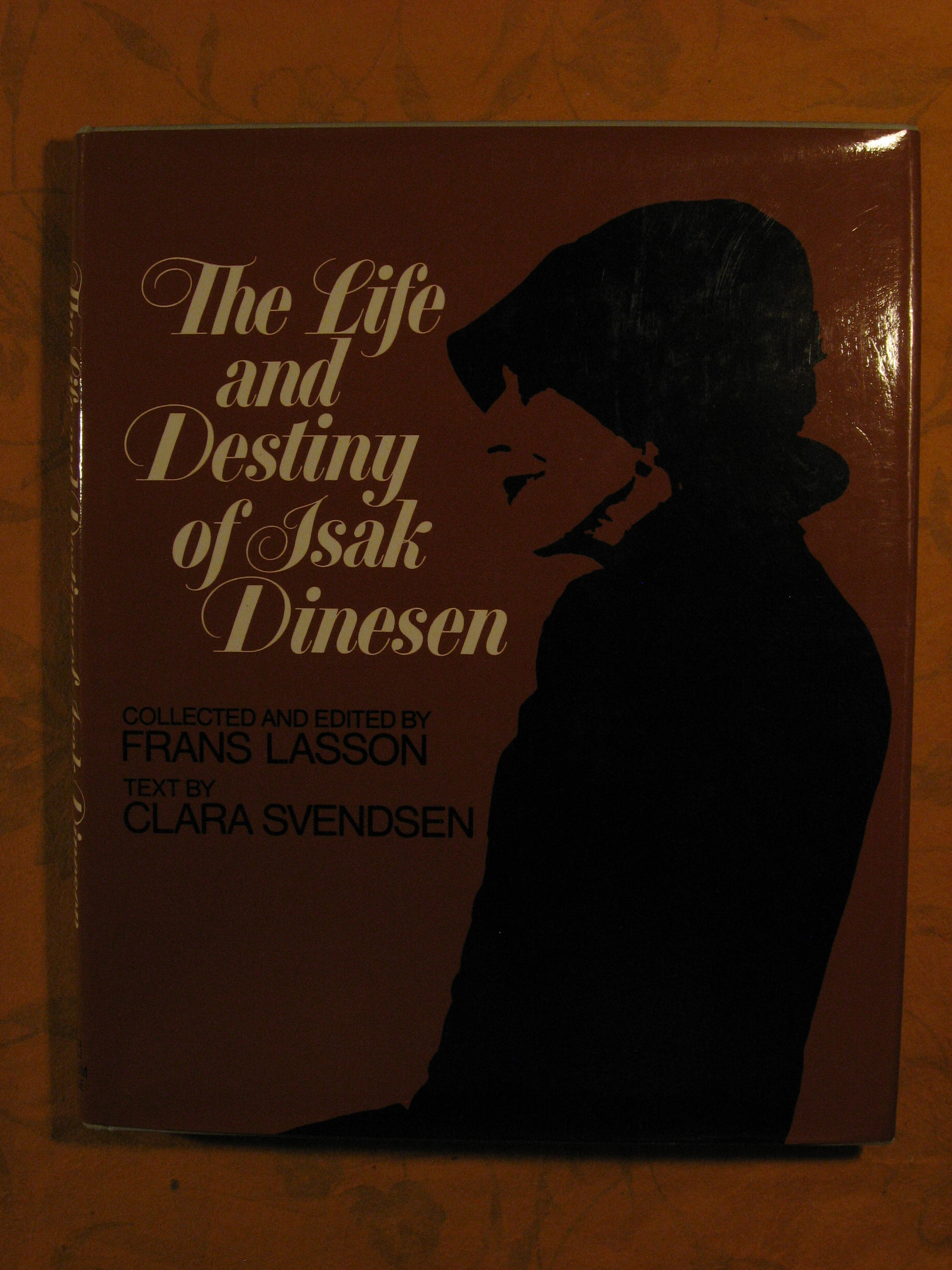 Image for The Life and Destiny of Isak Dinesen