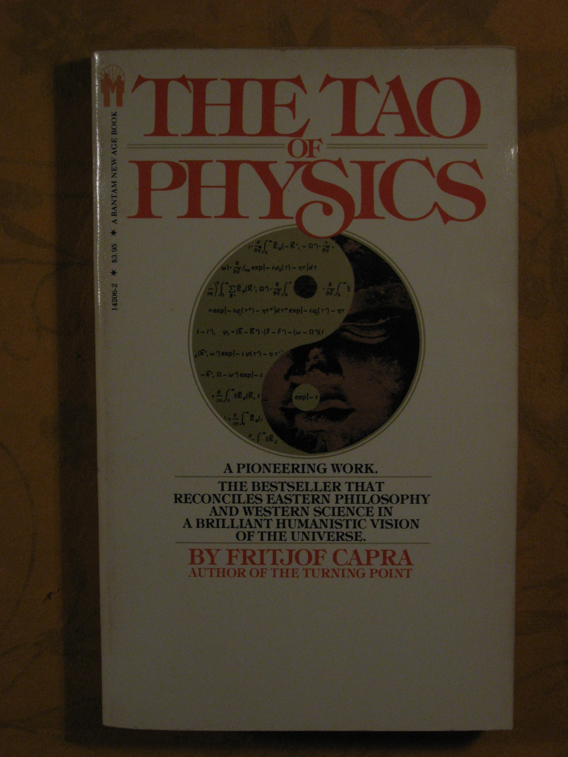 Image for The Tao of Physics: An Exploration of the Parallels between Modern Physics and Eastern Mysticism