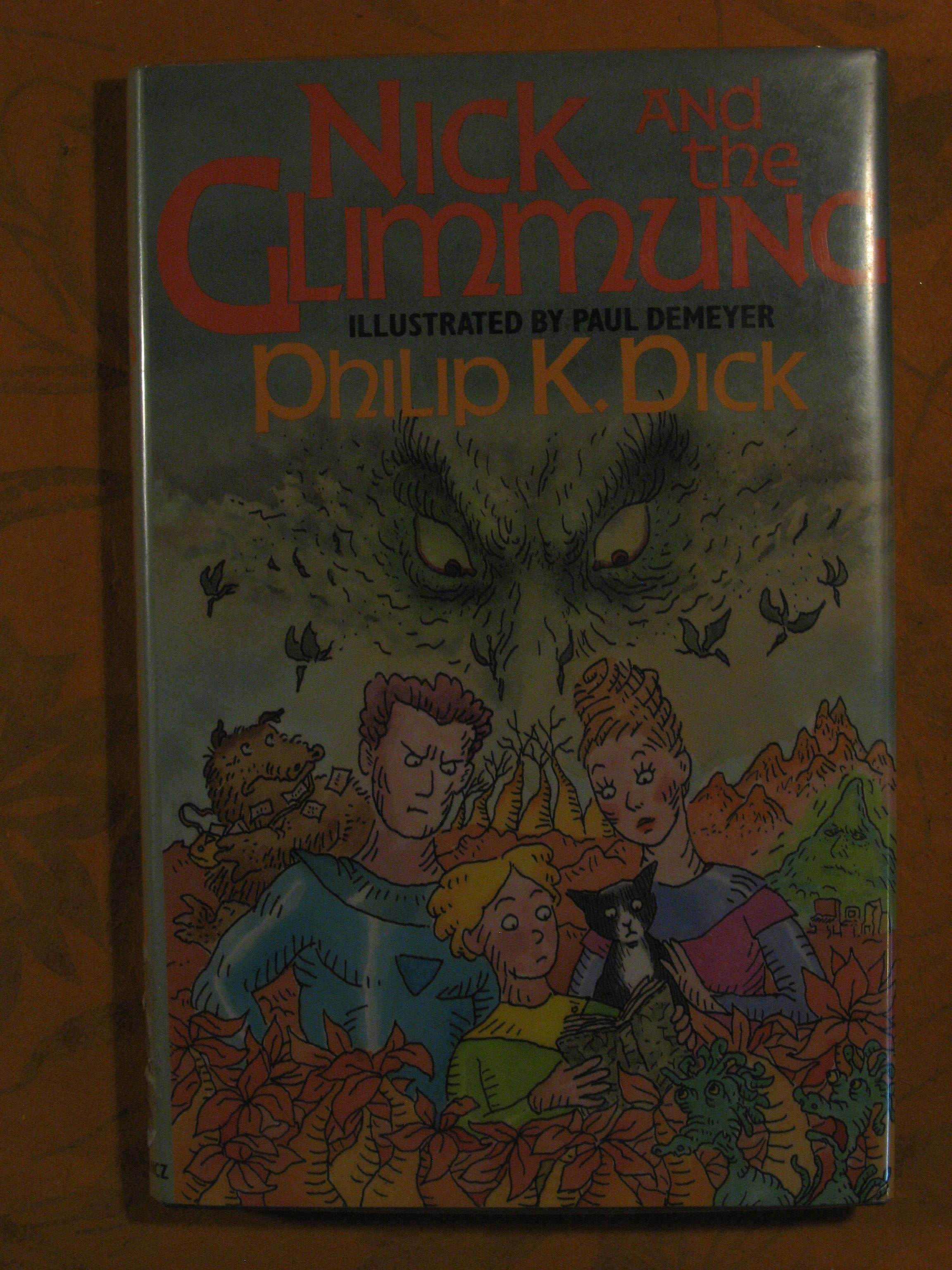 Image for Nick and the Glimmung