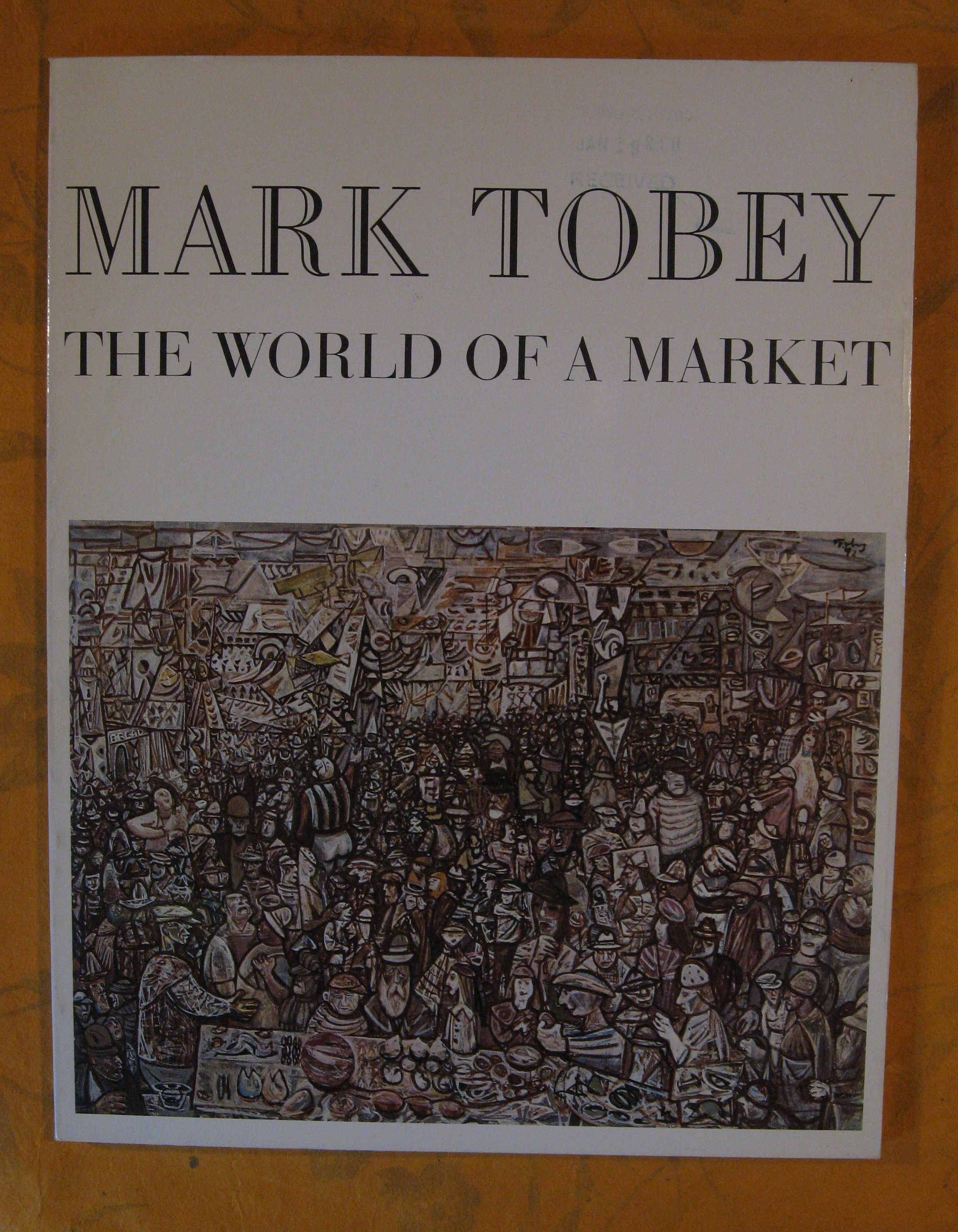 Image for The World of a Market