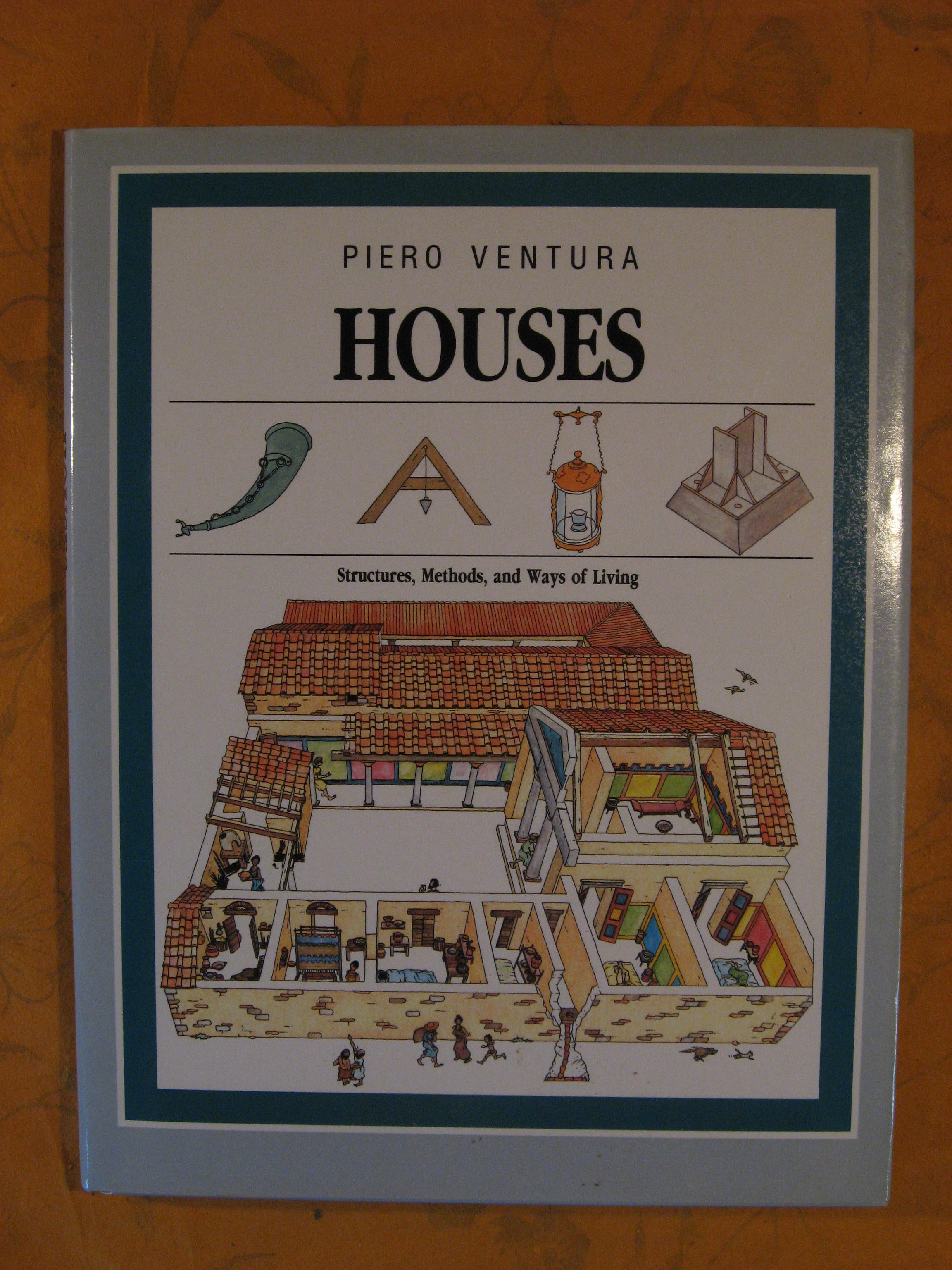 Image for Houses: Structures, Methods, and Ways of Living