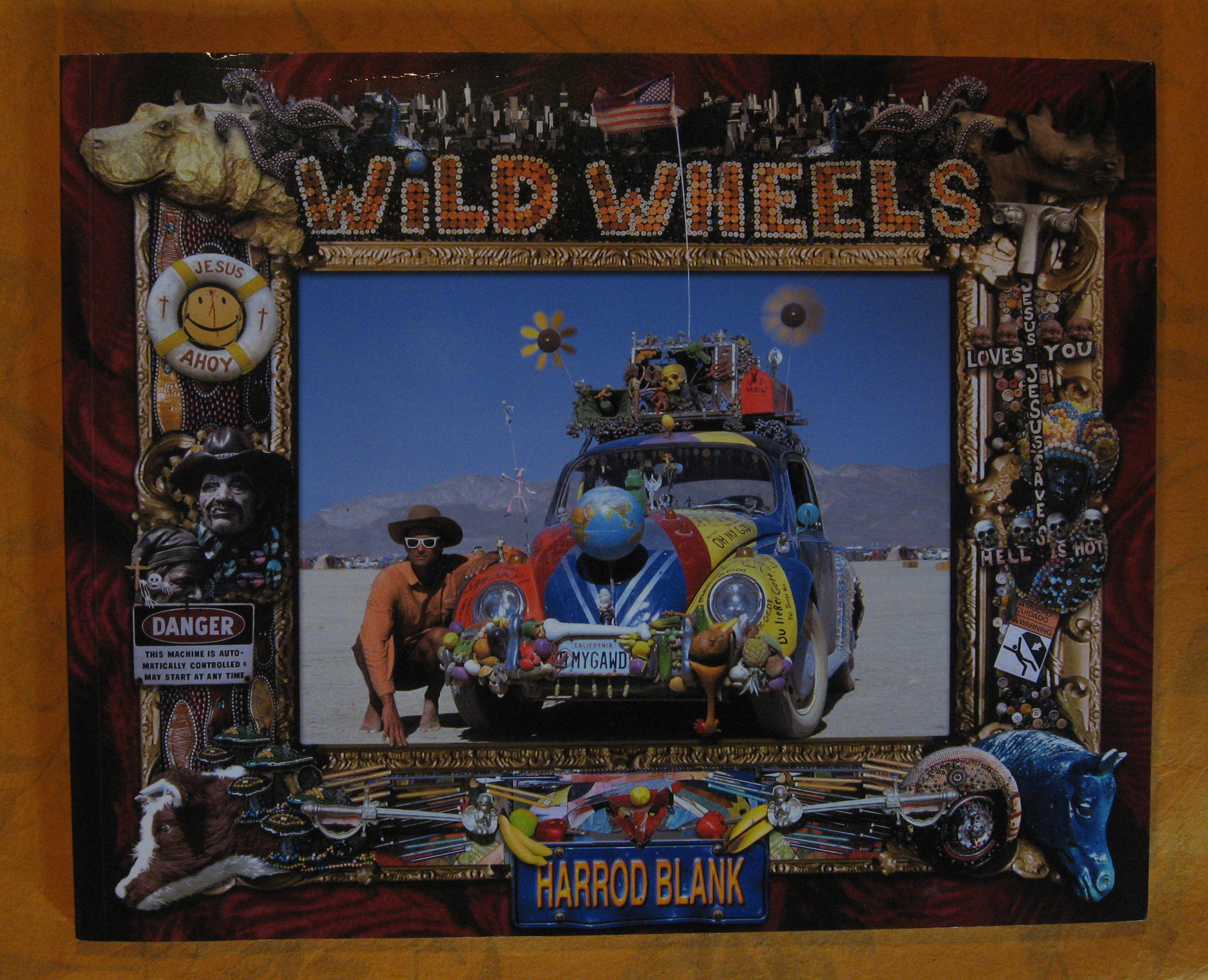 Image for Wild Wheels