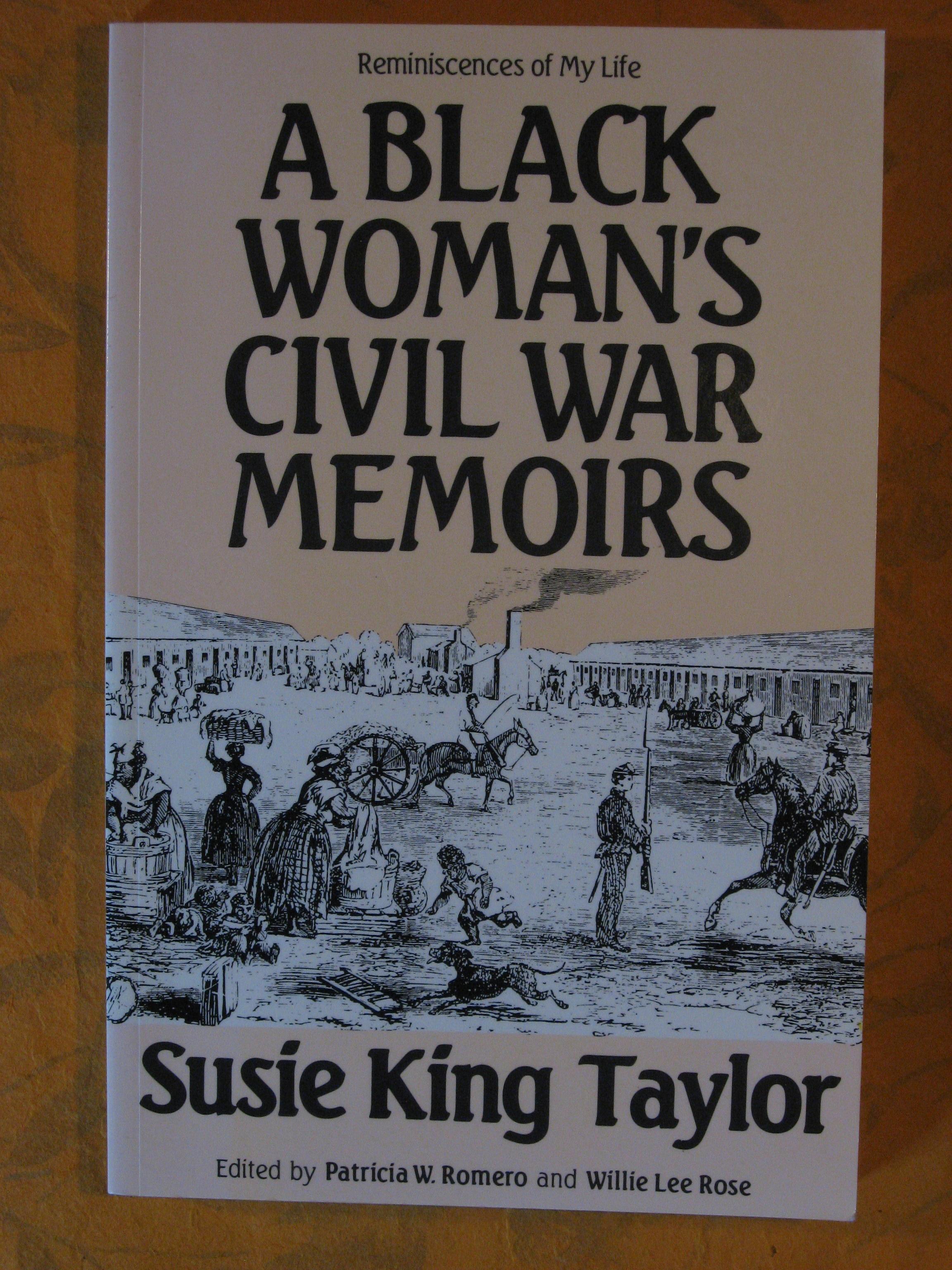 Image for A Black Women's Civil War Memoirs