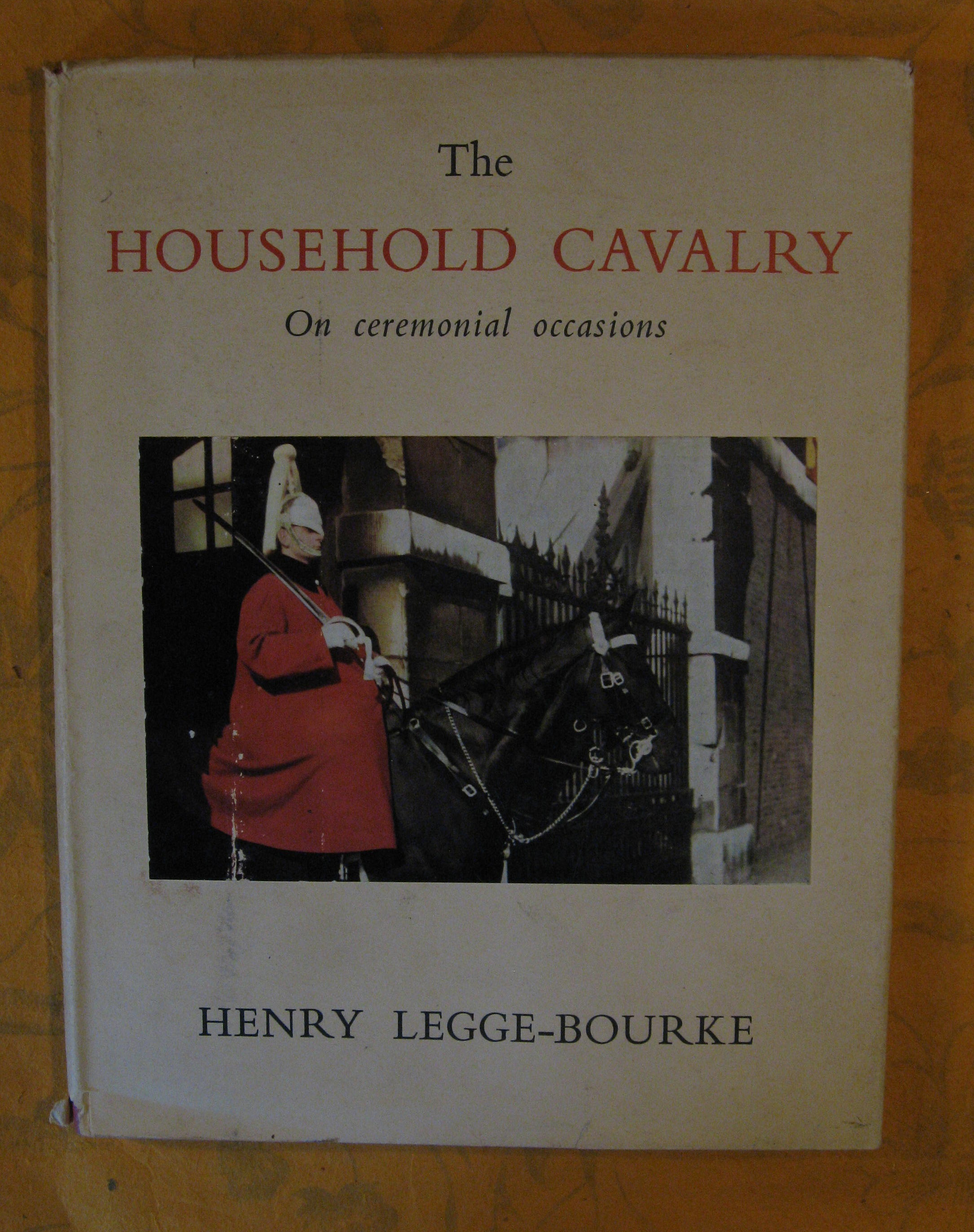 Image for Household Cavalry, the: On Ceremonial Occasions
