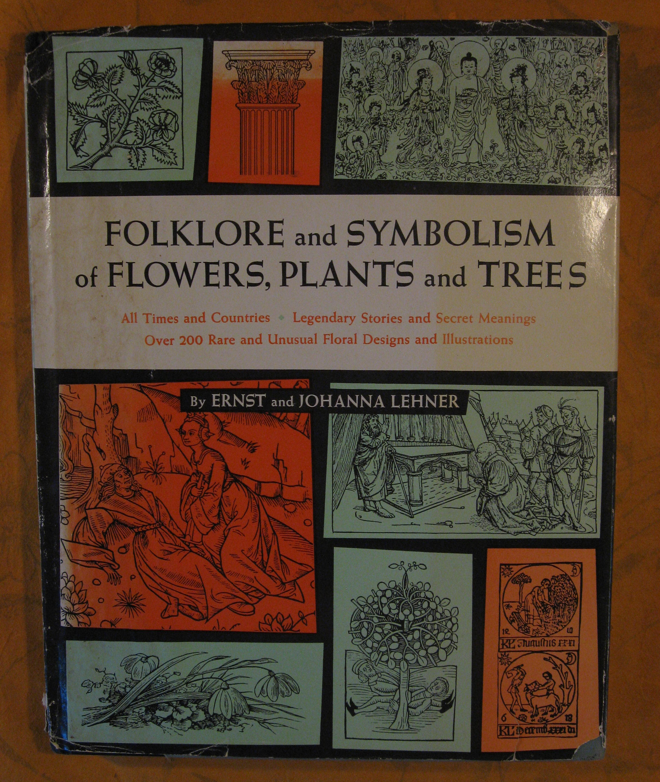 Image for Folklore and Symbolism of Flowers, Plants and Trees