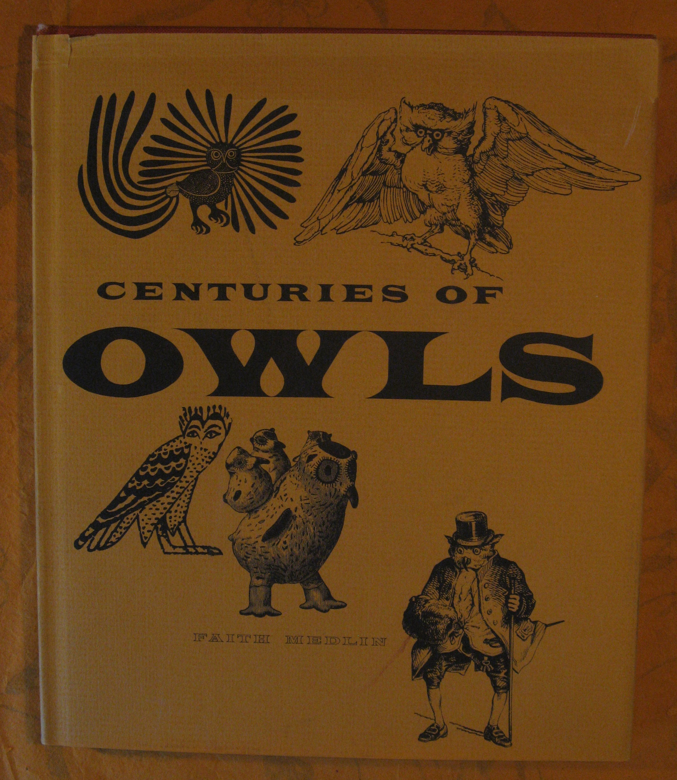 Image for Centuries of Owls in Art and the Written Word