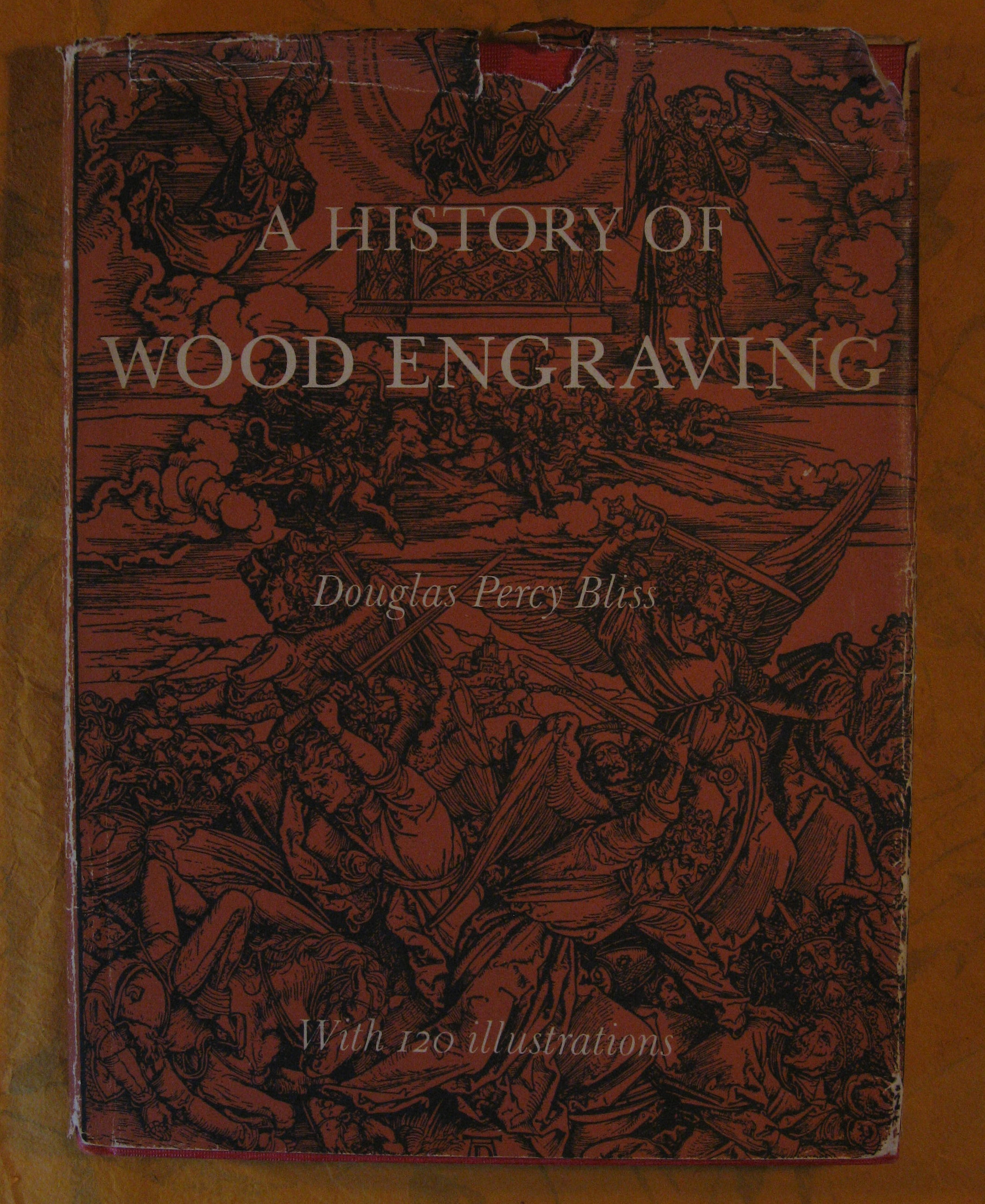 Image for A History of Wood-Engraving with One Hundred and Twenty Illustrations